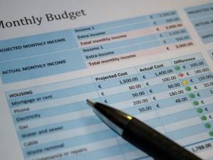 投資人關係部門預算